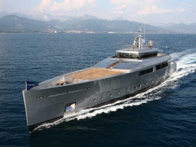 Vitruvius Yachts, a decade of evolution