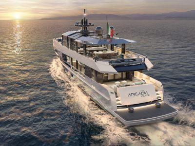 Arcadia Yachts, più che positivo l'inizio dell'anno