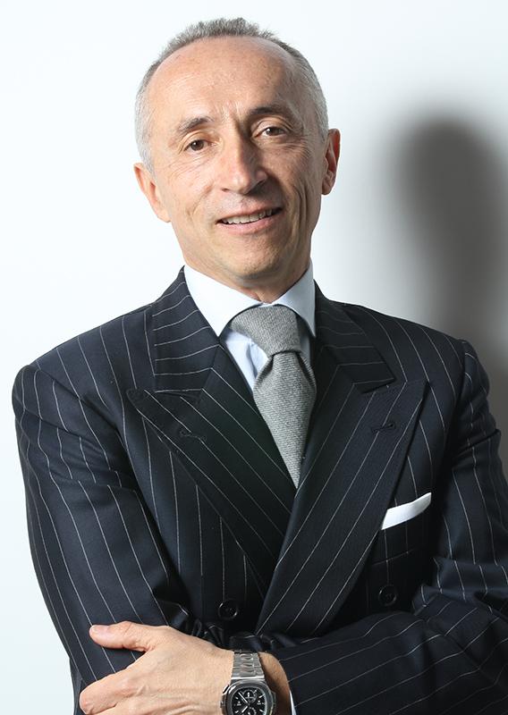Alberto Galassi for a Newco to save perini navi