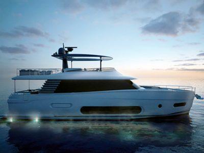 Azimut Yachts, il Magellano 66 arriva a primavera