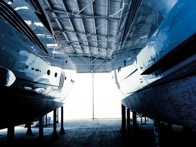 CMM Yacht Service: Your boat, our WORK