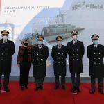 Effebi 44m Tenente Petrucci Guardia di Finanza