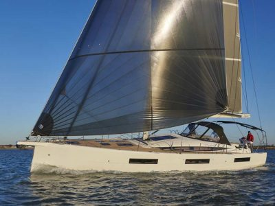 Philippe Briand, the Jeanneau Yachts 60 marks its 120th design