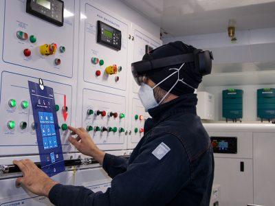 La realtà aumentata Navho sale a bordo degli yacht di CdM