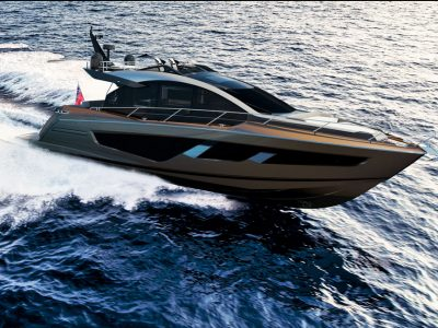 Volvo Penta IPS to power Sunseeker's 65 Sport Yacht