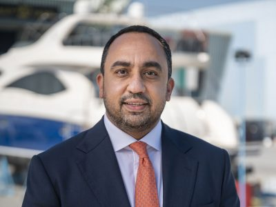 Gulf Craft appoints Talal Abdin Nasralla as Chief Executive Officer
