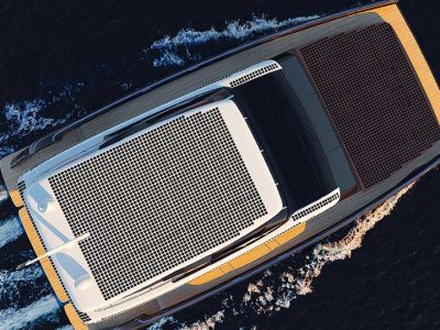 Sunreef Yachts Eco Catamaran, here are its three unique features