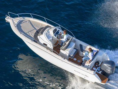 Yamaha e White Shark, partnership europea