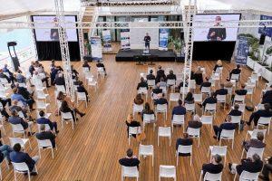 La Belle Classe Superyachts Environmental Symposium