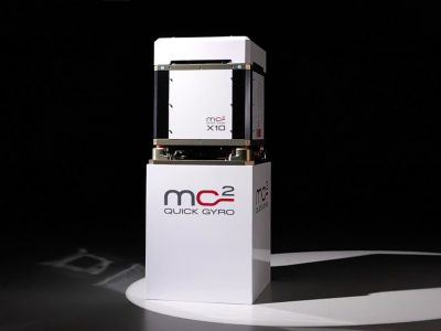 Quick Spa – The new MC² Quick Gyro X10 is small and powerful