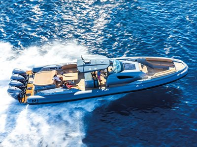 Nuova Jolly Prince 50, those fabulous fifty footers
