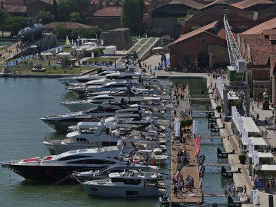 Salone Nautico Venezia, proseguono senza sosta i preparativi