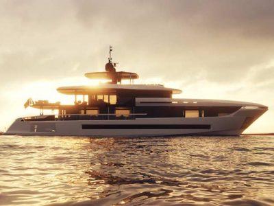 Mangusta Yachts, here is the new Mangusta Oceano 39
