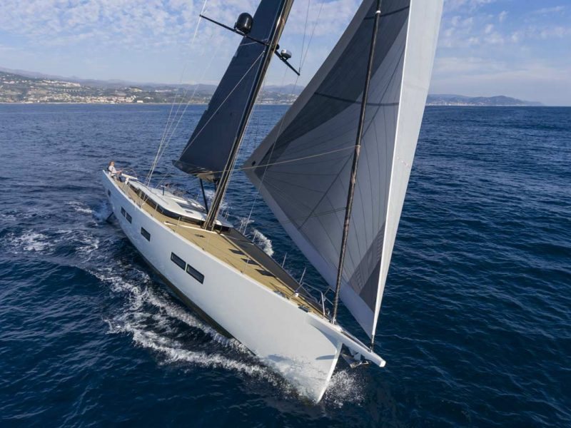 "YYachts ""Volante"", here is the new Y7"