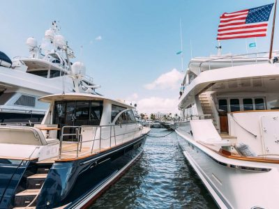 Palm Beach International Boat Show, the event is confirmed