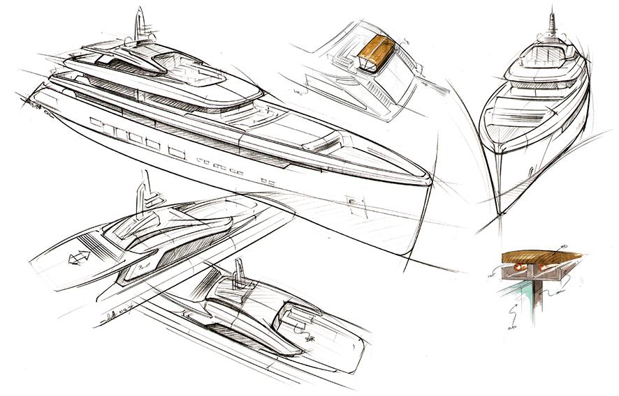 Benetti Design Innovations 67m