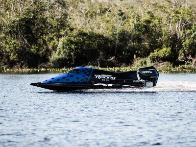 Mercury Racing 200 APX, fuoribordo da competizione