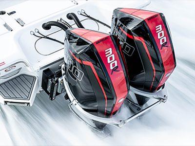 Mercury Racing 300R, aggiunta la configurazione AMS