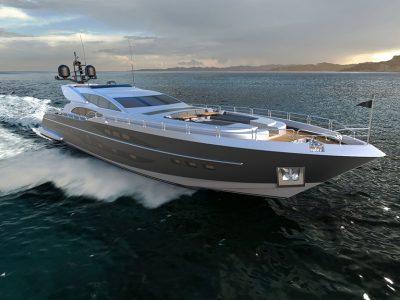 Rinasce il brand Leopard Yachts con un nuovo 36 metri