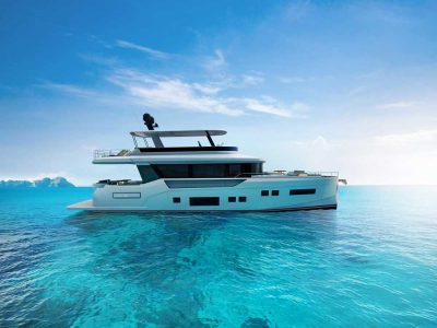Sirena 68, the yacht for experienced cruisers unveiled