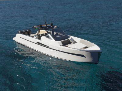 Il nuovo brand Tuxedo Yachting House debutta con il Tuxedo 13.88