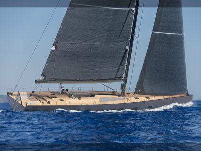 Wally 101: venduto il 48esimo superyacht Wally in carbonio