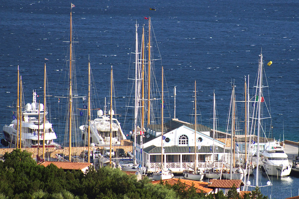 Yacht Club Porto Rotondo