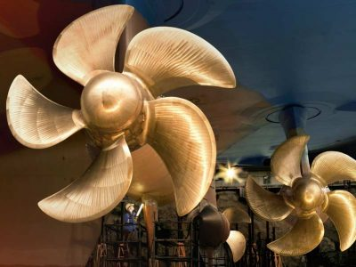ABB celebrates 30 years of Azipod electric propulsion