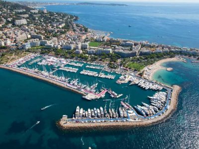 Yachting Festival 2021, the boat shows start up again in Cannes