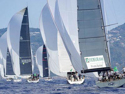 Yacht Club Italiano, è tempo di Maxi Yacht Capri Trophy