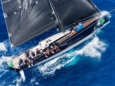 ClubSwan50, photo by Carlo Borlenghi