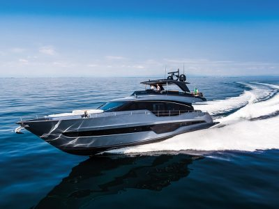 Rimini Service Yacht & Sail consegna un Cranchi Settantotto