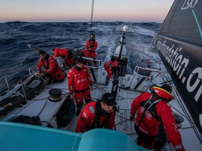 The Ocean Race Europe: Helly Hansen con Mirpuri Foundation