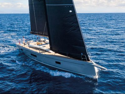 Maxi Dolphin MD62ab, fast cruiser racer