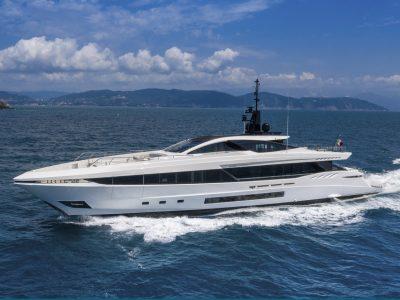 Overmarine Group, venduta la terza unità del Mangusta GranSport 45
