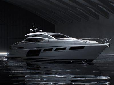 Pershing 6X, è nato il nuovo modello della Generazione X