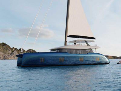 Sunreef Yachts announced new Sunreef 100 Sail Catamaran