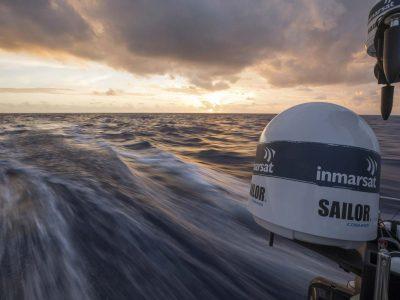 Inmarsat official satellite communications partner of The Ocean Race