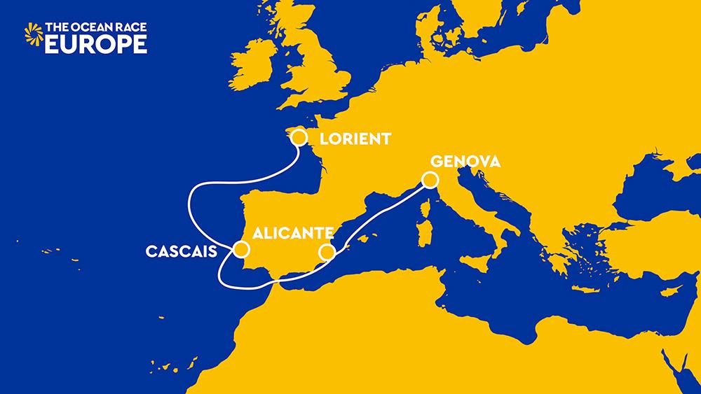 The Ocean Race Europe