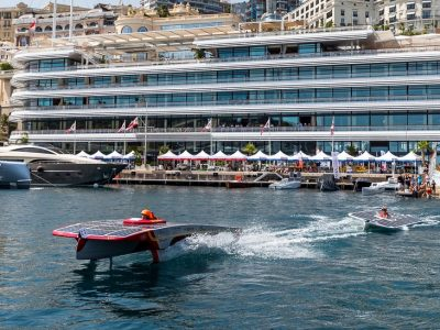 8th Monaco Energy Boat Challenge 2021, hydrogen powered yachts and innovation
