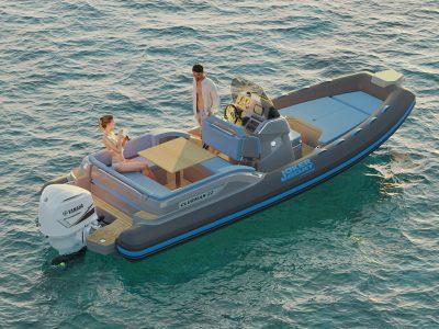 Joker Boat, ancora più spazio nel nuovo Clubman 22 Plus
