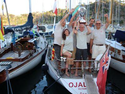 Ojalà II conquista la prima edizione del Capraia Sail Rally