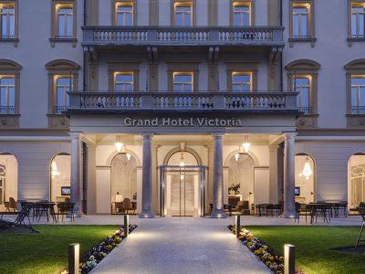 Grand Hotel Victoria Concept & SPA di Menaggio, c'è l'opera di Talenti