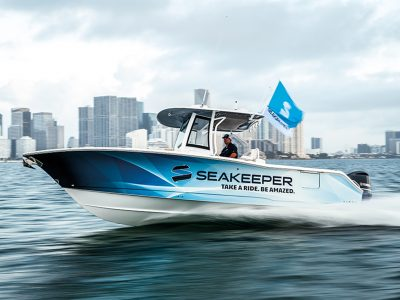 Seakeeper 1, great comfort for small boats
