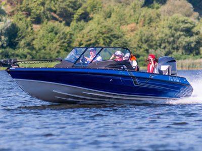 Nuovi package per i pescatori, accordo Yamaha Motor e Finval