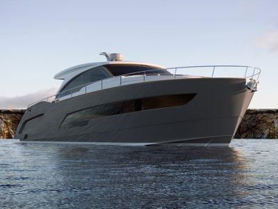 Austin Parker Yachts, nella line up entra il nuovo 54 piedi Mahòn