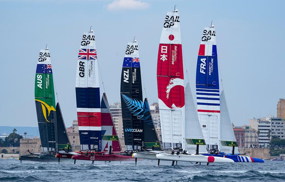 Italy Sail Grand Prix