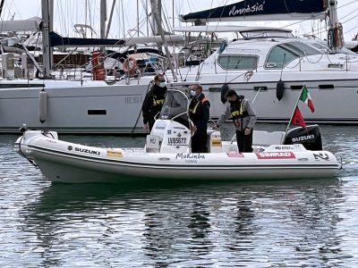 Club del Gommone, il Raid Mediterraneo 2021 al giro di boa