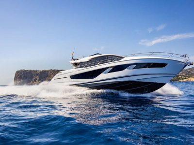 Sunseeker unveils new images of 65 Sport Yacht