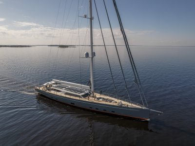 Baltic Yachts delivers Baltic 146 Path